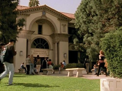 Sunnydale High School In Torrance Buffy The Vampire