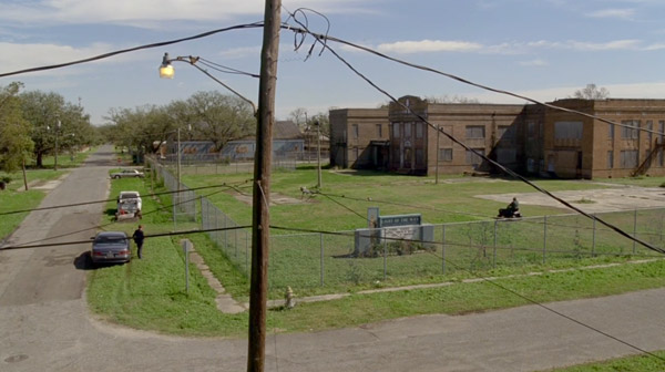 light of the way academy in kenner true detective television at
