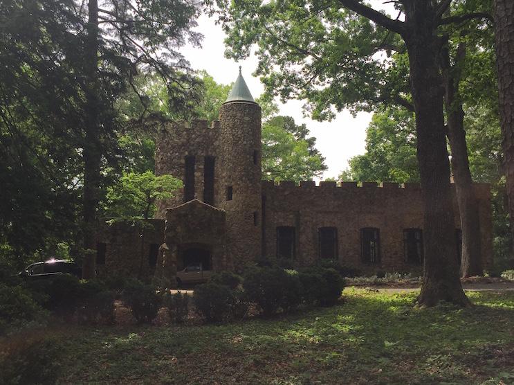 Gimghoul Castle In Chapel Hill : Secret Societies
