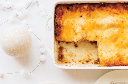 Photo de la recette de Lasagne-tourtière