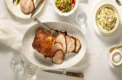 Photo de la recette de Échine de porc à la marinade mojo épicée de Stefano Faita