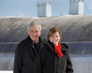 Theresa et Réjean  Lemoine