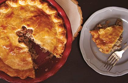 Photo de la recette de Pâtés à la viande