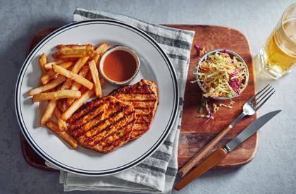 Photo de la recette de Porc barbecue