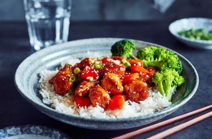 Photo de la recette de Porc général tao