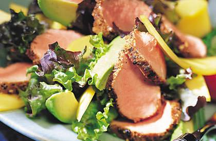 Photo de la recette de Filets de porc des Caraïbes