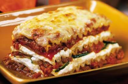 Photo de la recette de Lasagne au porc haché