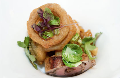 Photo de la recette de Smoked meat de coeur et filet de porc
