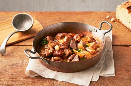 Photo de la recette de Mijoté de porc aux légumes