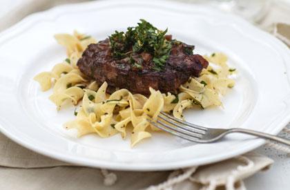 Photo de la recette de Osso buco de porc classique