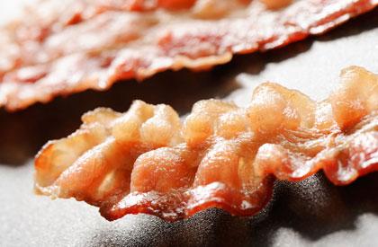 Photo de la recette de Nonne au bacon du Québec