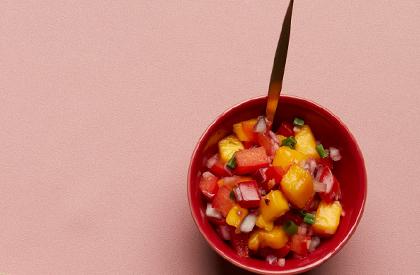 Photo de la recette de Salsa exotique