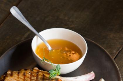 Photo de la recette de Sauce aux fruits
