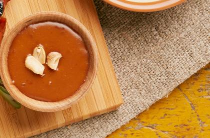 Photo de la recette de Sauce satay à l'arachide