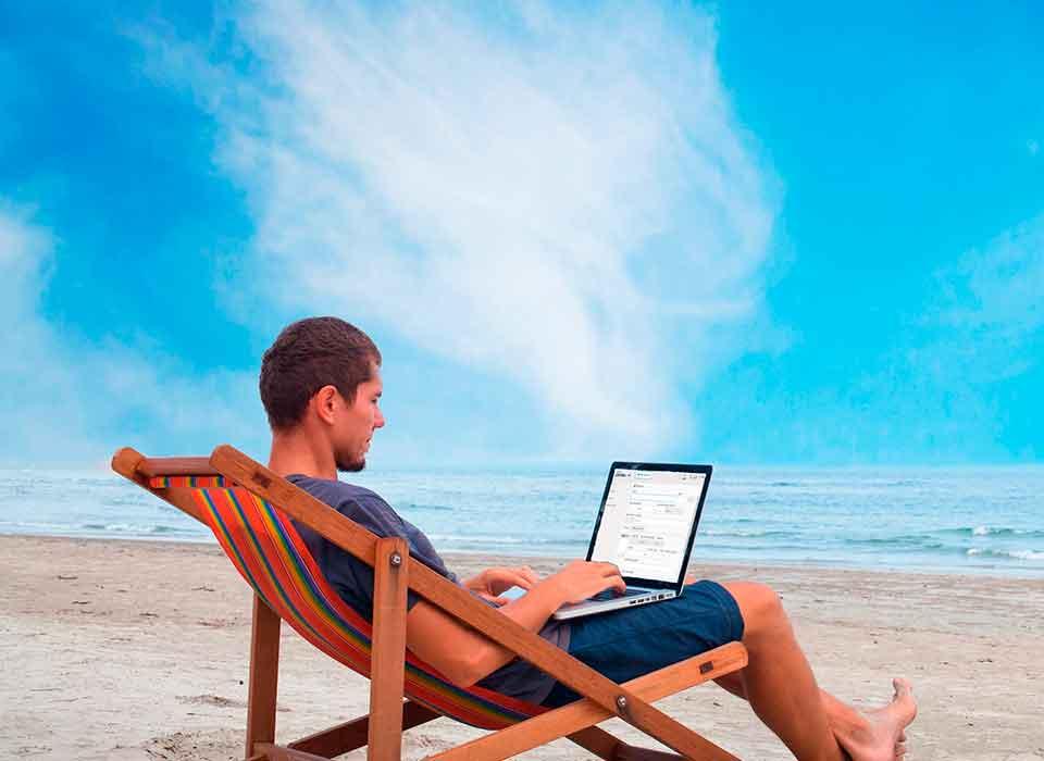 Já imaginou seu escritório contábil em qualquer lugar? Contabilidade 100% web!