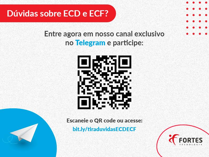 Telegram ECD ECF