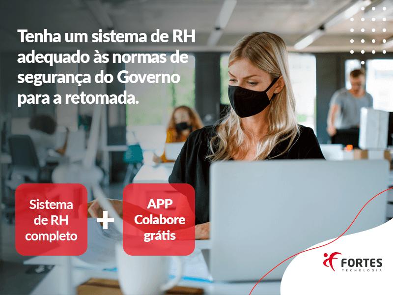 Campanha RH + Colabore