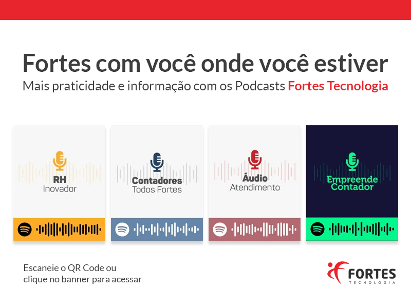 Podcasts Fortes Tecnologia