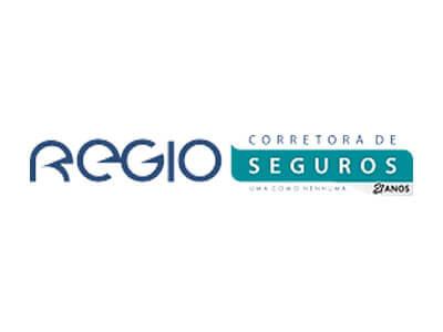 Logo da empresa associada Regio Corretora de Seguros
