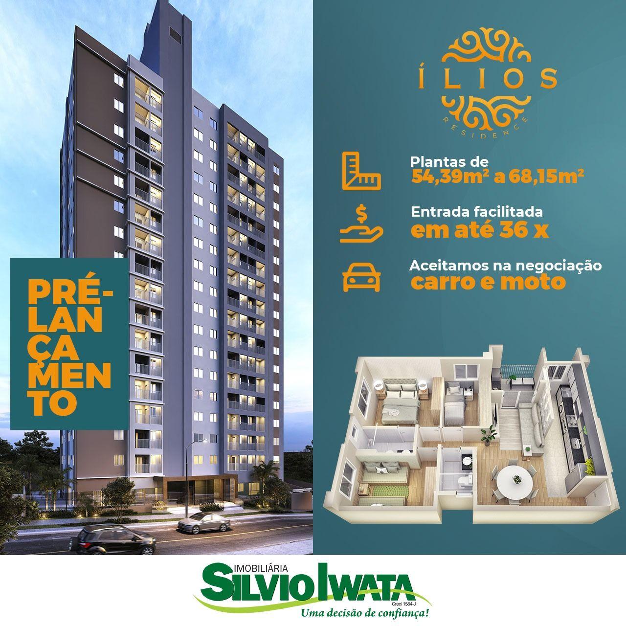 Apartamento à venda em Maringá - PR ,  Zona 08