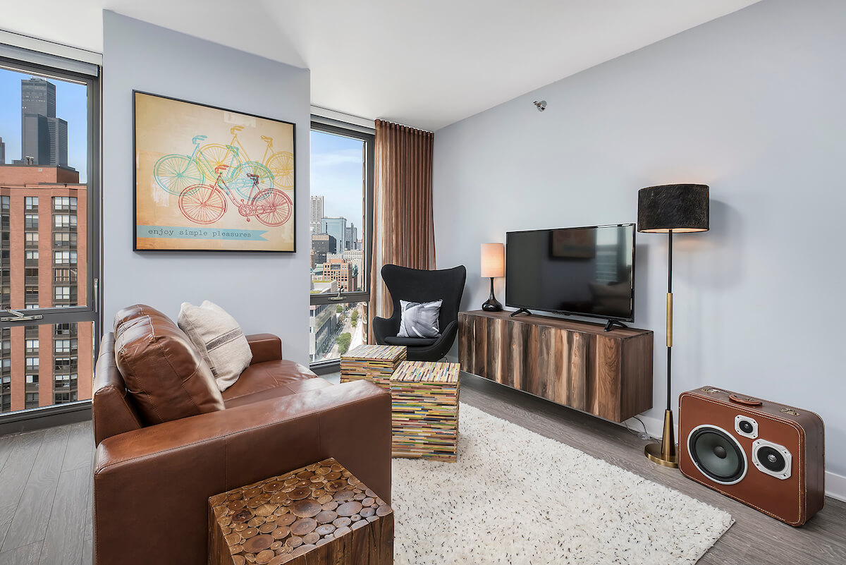 Best apartment search site in Chicago - 1001 S State