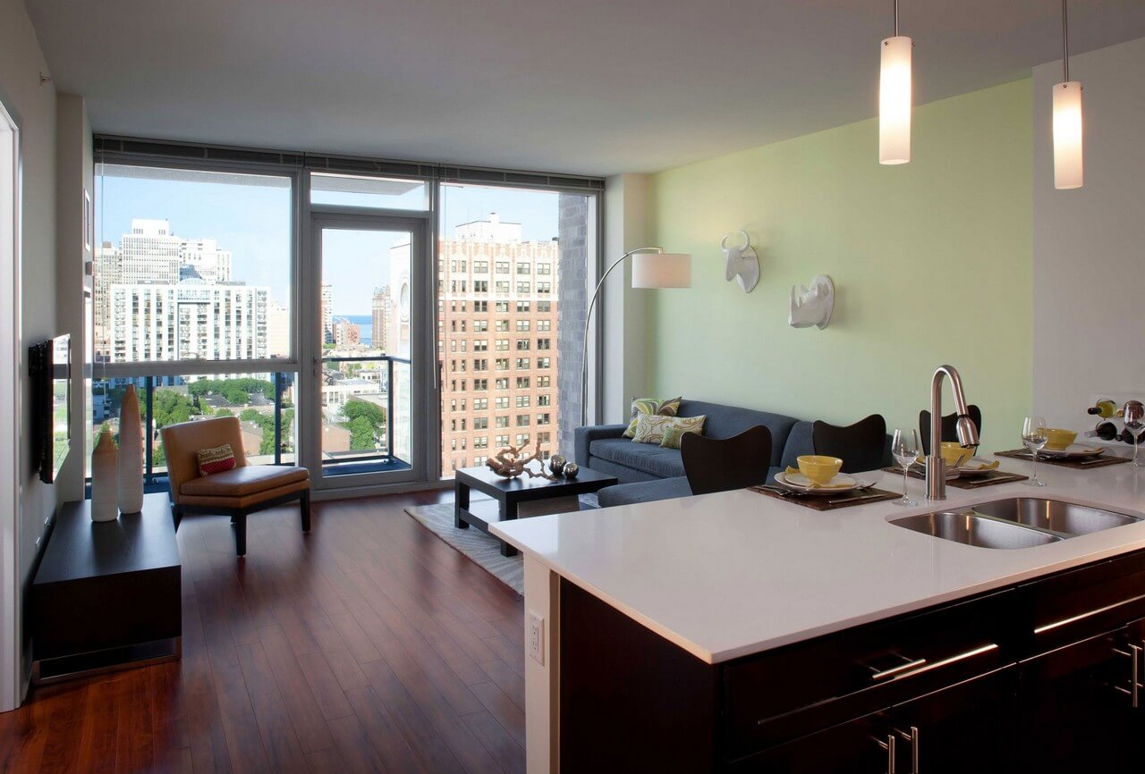 Best apartment search site in Chicago - 1225 Old Town