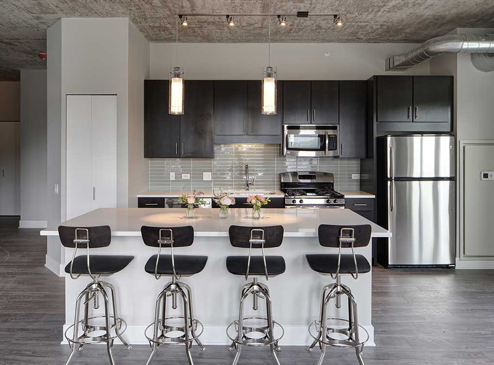 Best apartment search site in Chicago - AMLI Lofts
