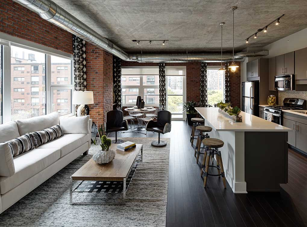 Apartments for rent in Chicago - AMLI Lofts