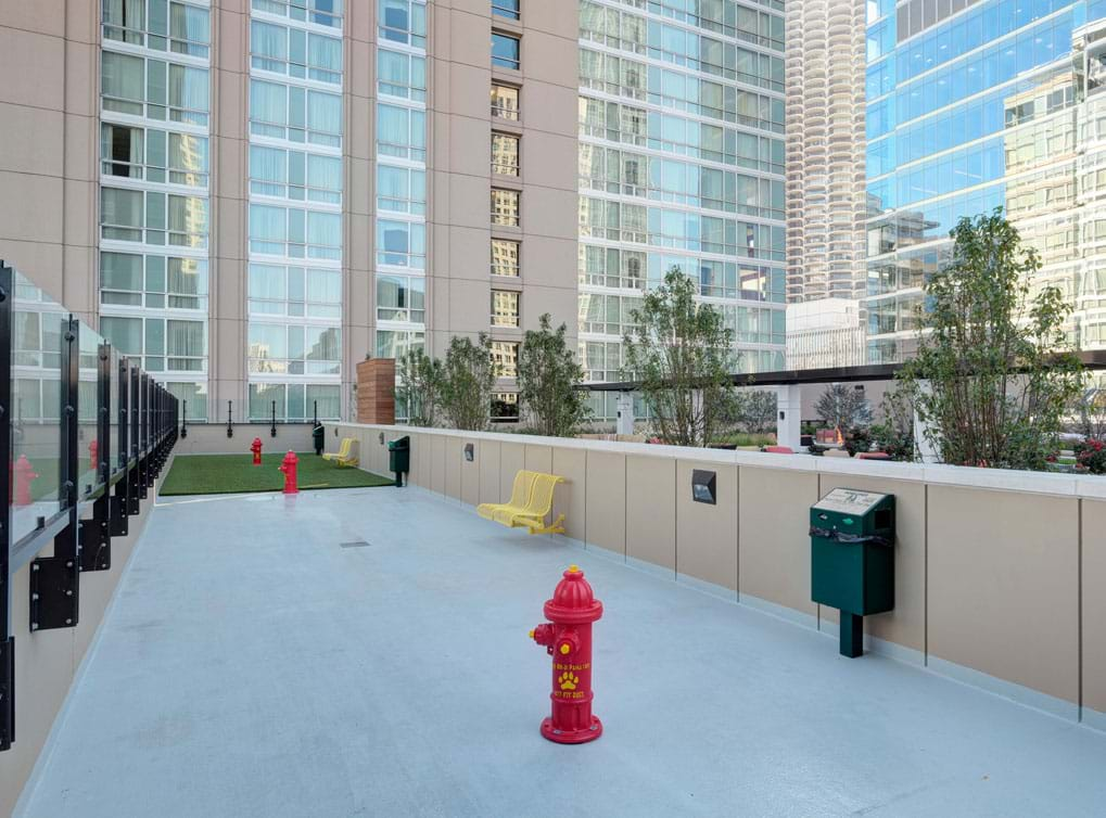 Apartments for rent in Chicago - AMLI River North