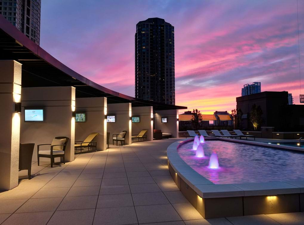 Best apartment search website in Chicago - AMLI River North
