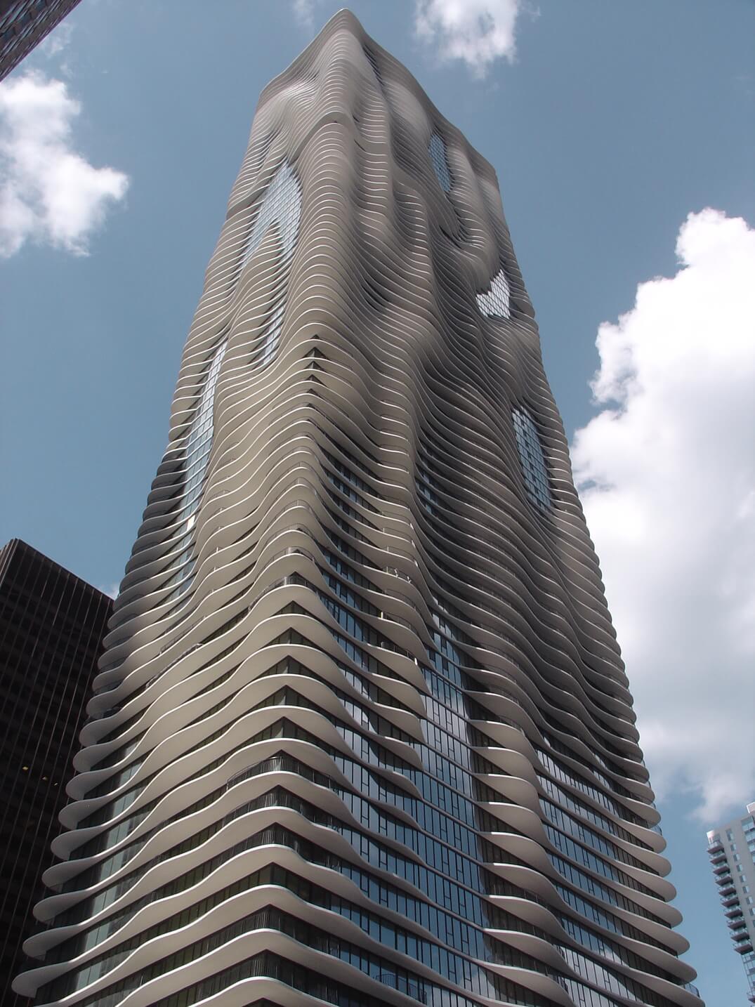 Best website to find rentals Chicago - Aqua Chicago
