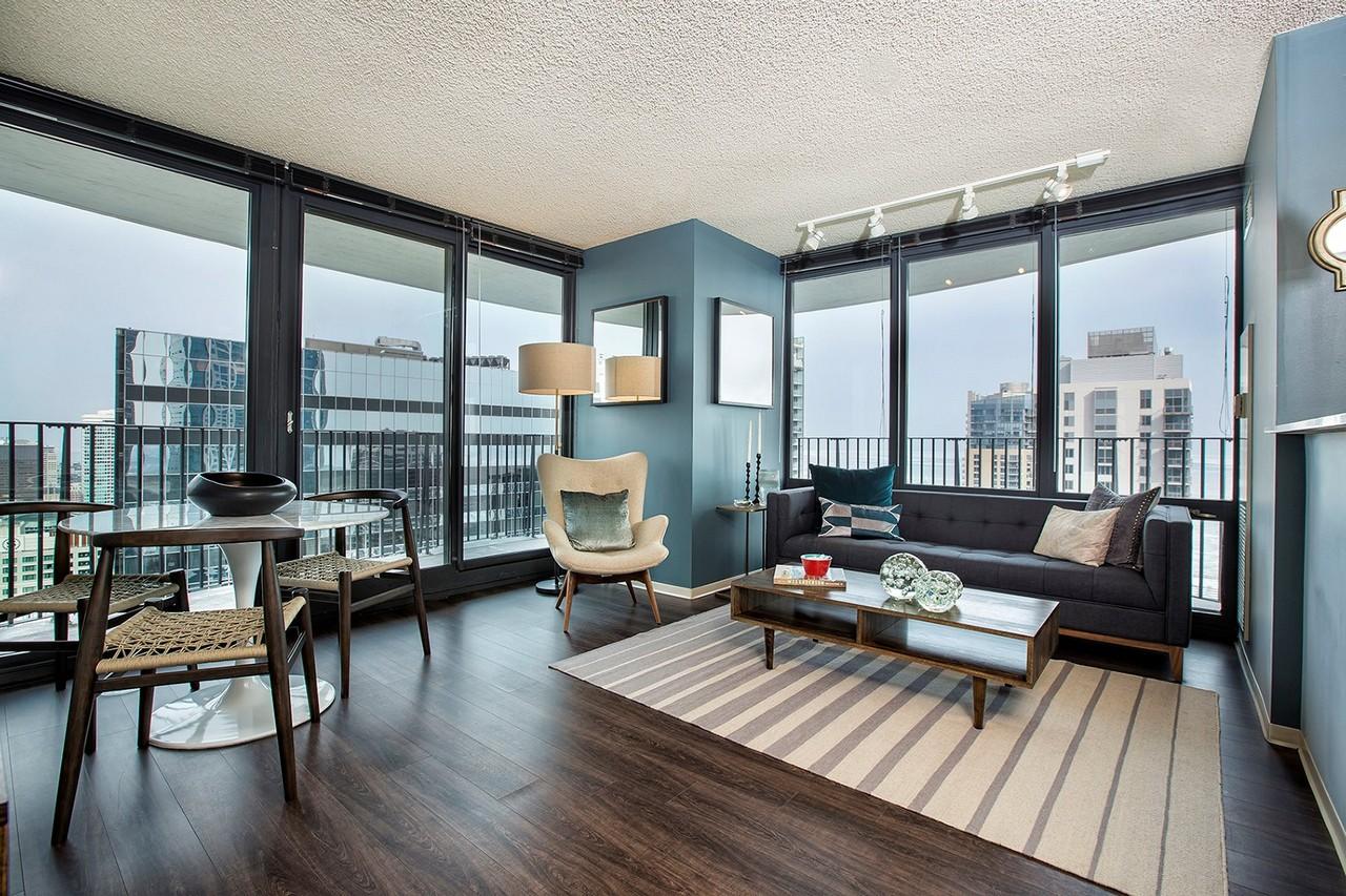 Best apartment search site in Chicago - Aqua Chicago