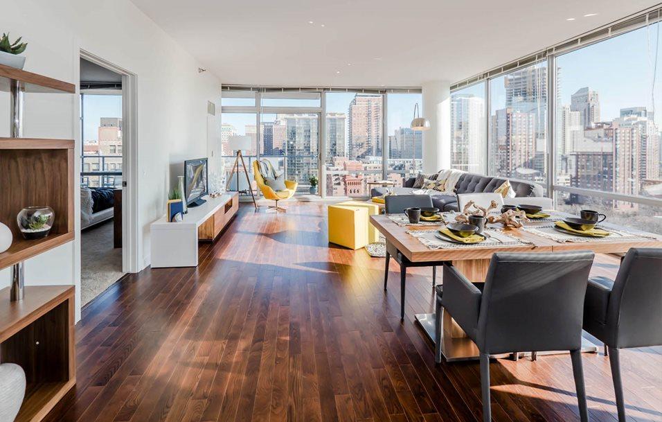 Apartments for rent in Chicago - Burnham Pointe