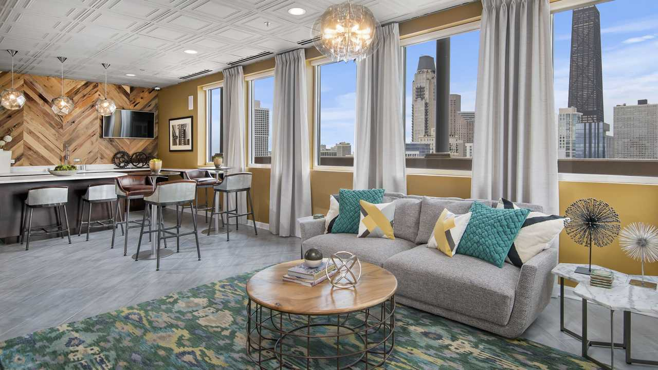 Apartments for rent in Chicago - Chestnut Tower