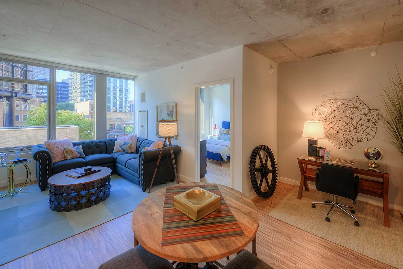 Best apartment rental service in Chicago - EMME