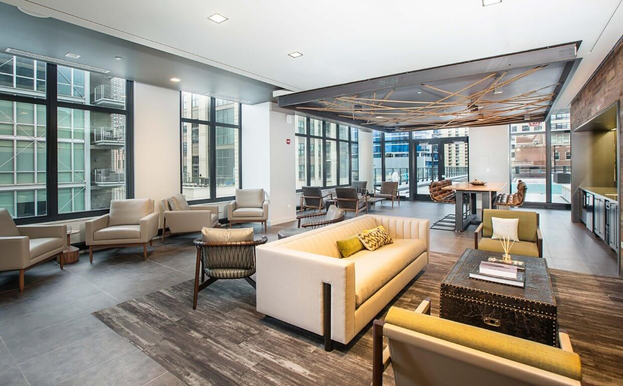Apartments for rent in Chicago - Exhibit On Superior