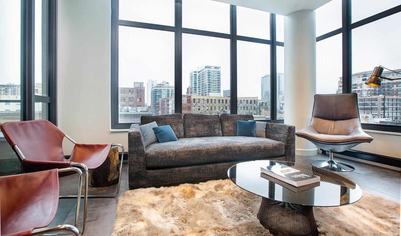 Best apartment search site in Chicago - Exhibit On Superior
