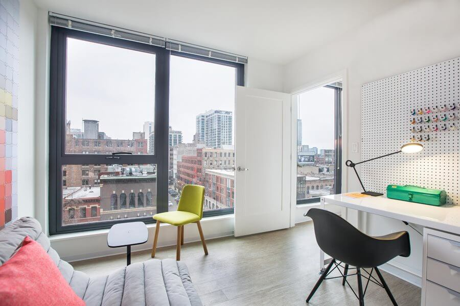 Best apartment rental service in Chicago - Exhibit On Superior