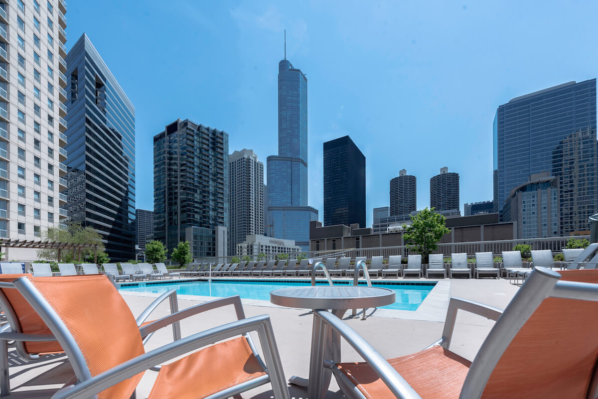 Best apartment rental service in Chicago - Grand Plaza Chicago