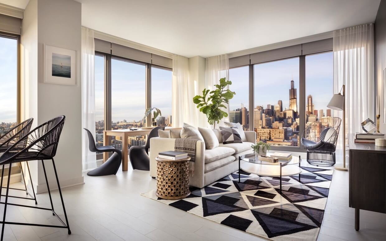 Best apartment hunting service in Chicago - Landmark West Loop