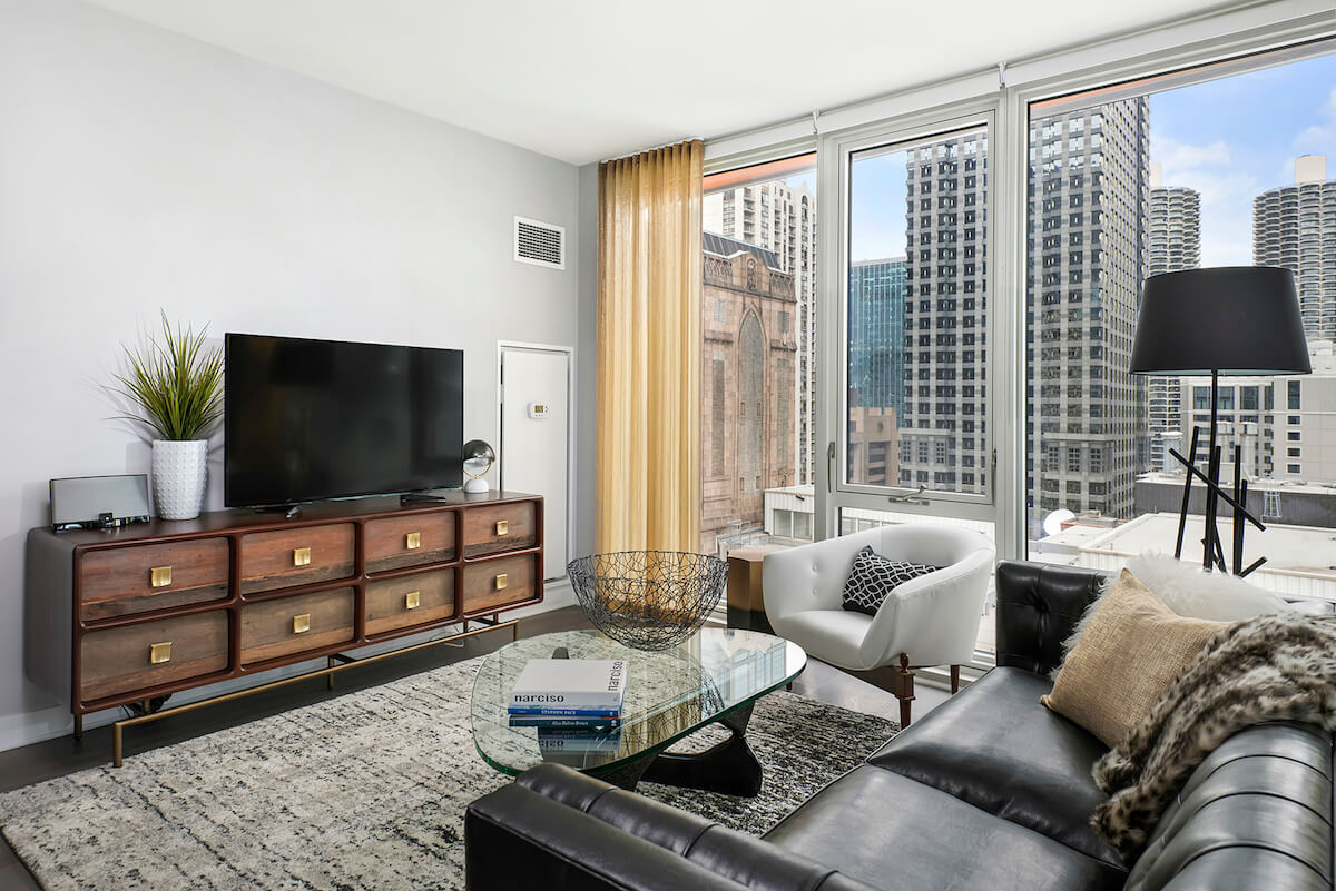 Best apartment search website in Chicago - Marquee at Block 37