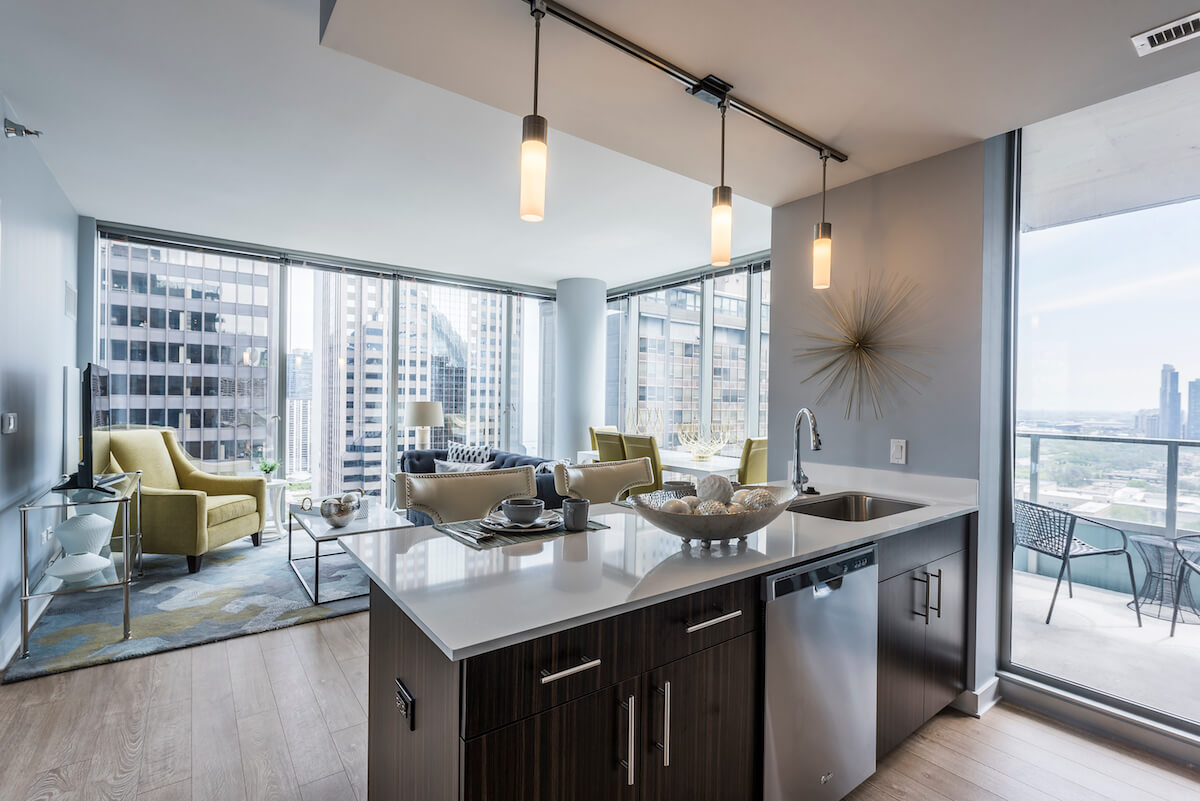Apartments for rent in Chicago - MILA