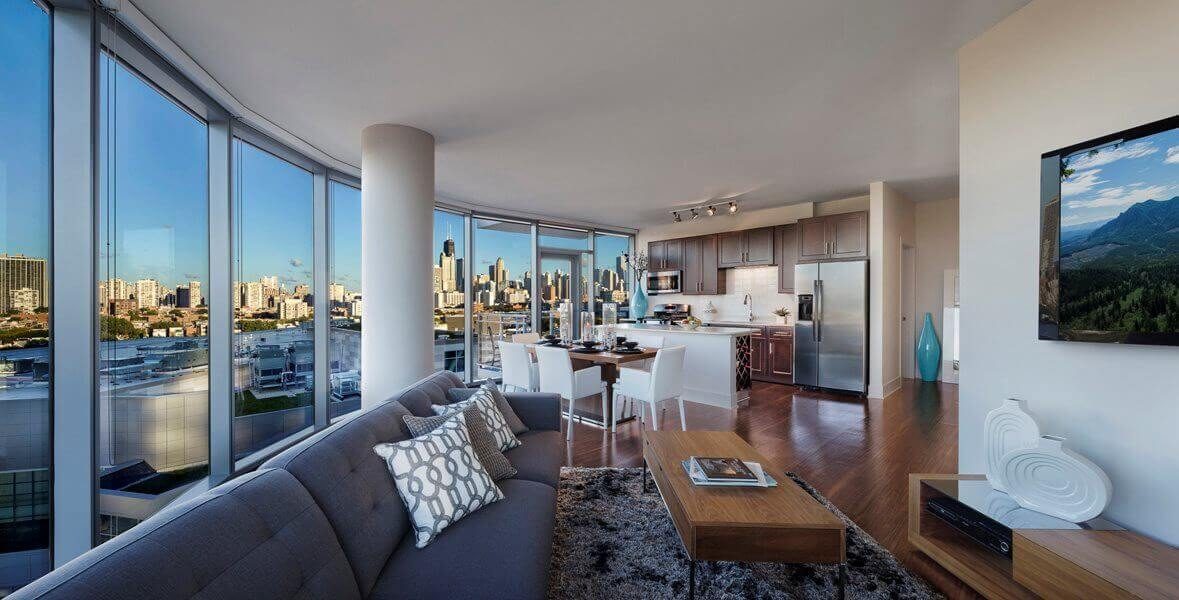 Best apartment hunting service in Chicago - New City