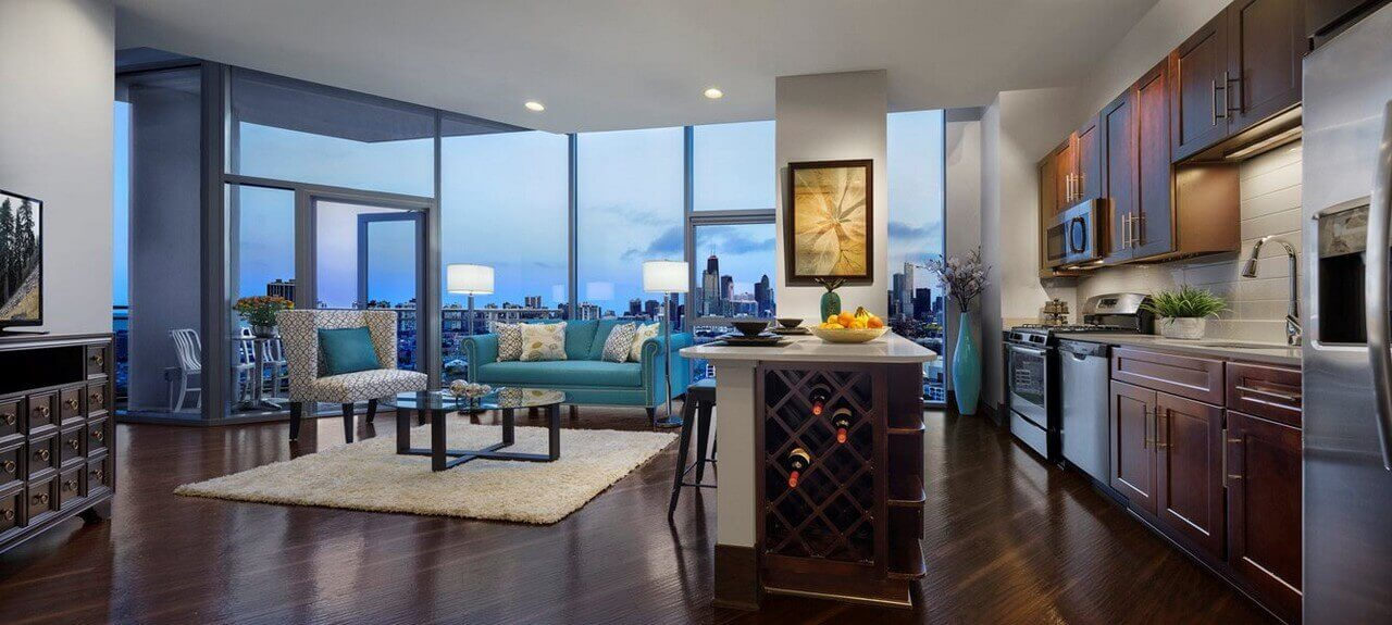 Best apartment search website in Chicago - New City
