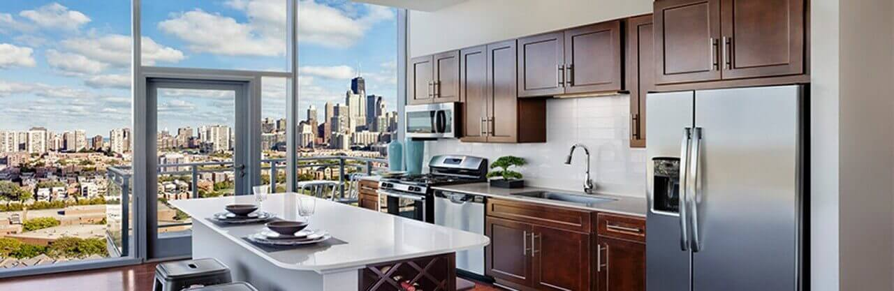 Best apartment search site in Chicago - New City
