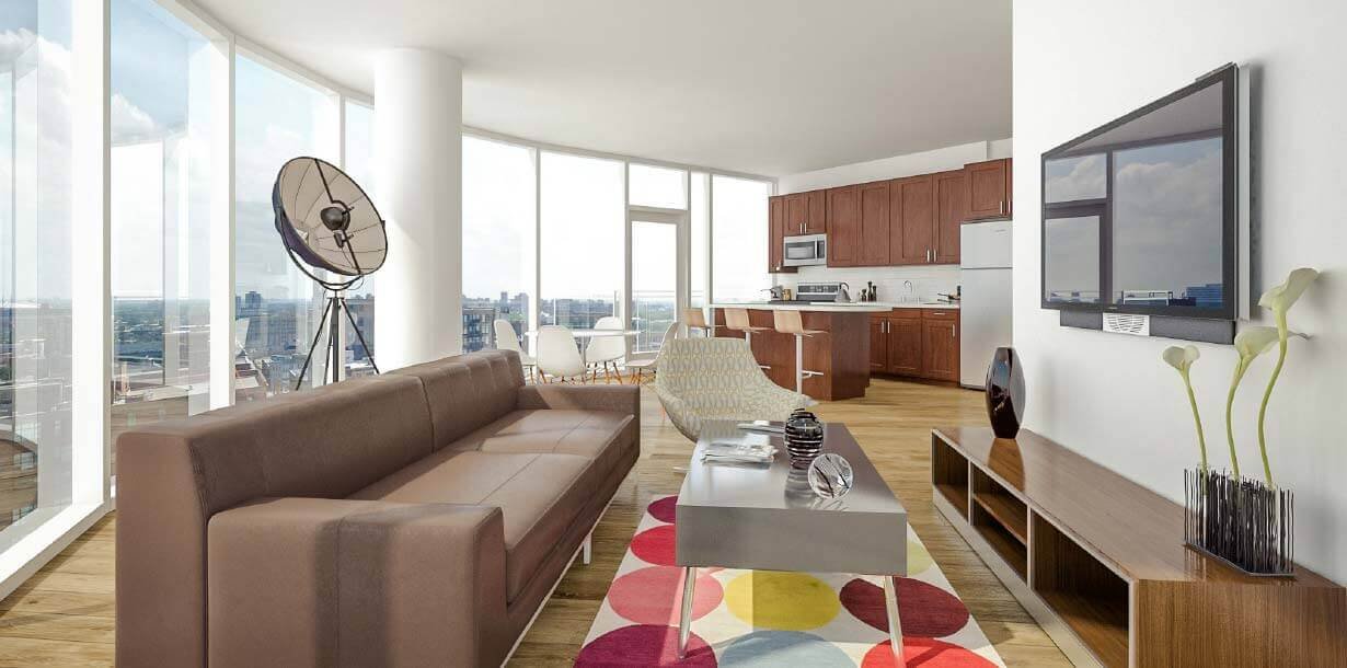 Apartments for rent in Chicago - New City