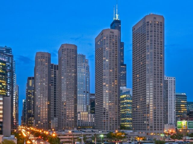 Apartments for rent in Chicago - Presidential Towers
