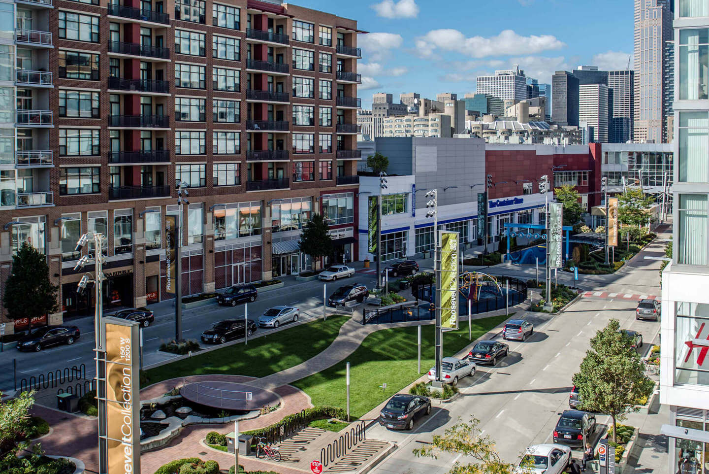 Apartments for rent in Chicago - Roosevelt Collection