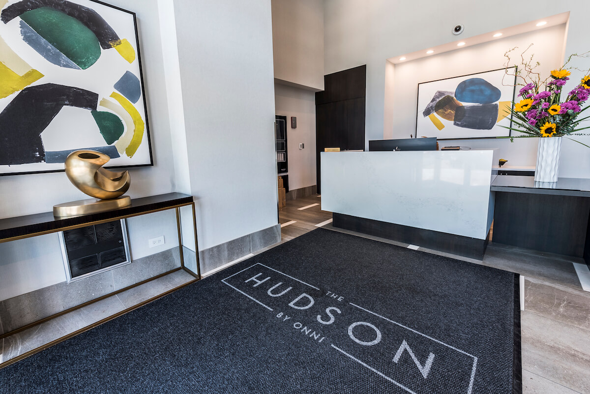 Best apartment rental service in Chicago - The Hudson