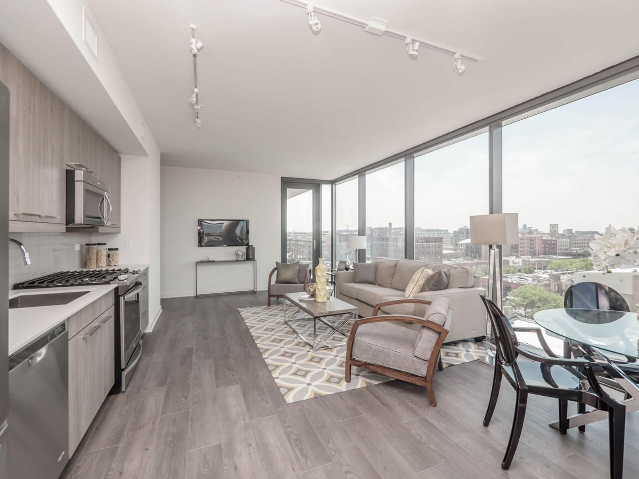 Best apartment search site in Chicago - The Parker Fulton Market